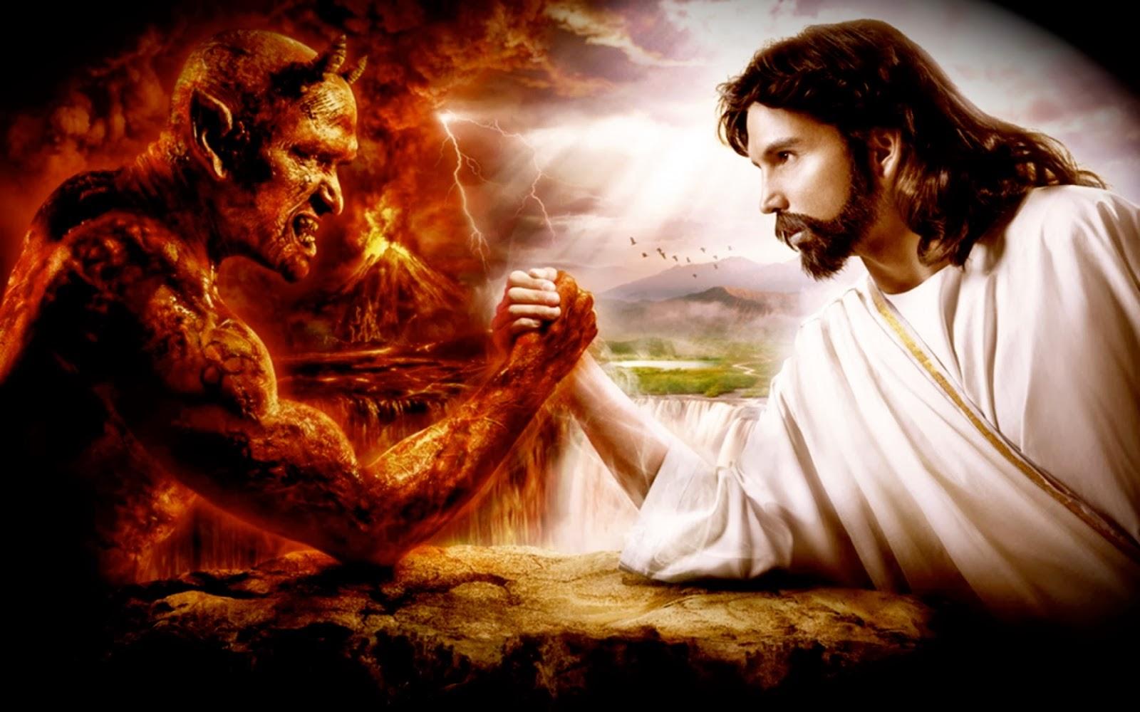 raul si binele rai si iad dumnezeu vs satana